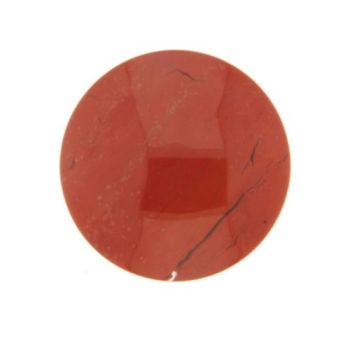 MY iMenso Natural Stones Insignia Jaspis rot gewölbt 24-0115