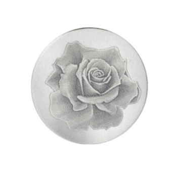 MY iMenso Engraving Insignia Rose Silber 24-0274