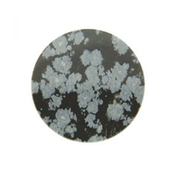 MY iMenso Natural Stones Insignia Snow flake flach 24-0562
