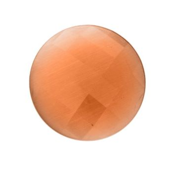 My iMenso Cats eye Insignia orange facettiert 24-1217