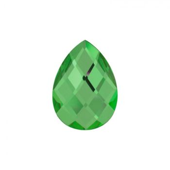 MY iMenso Insignia Goccia faceted mirror glass green 25-0508