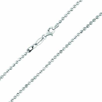 MY iMenso Kette Bead small Sterlingsilber 27-0081
