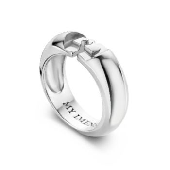 MY iMenso Elegance Ring Sterlingssilber 28-051
