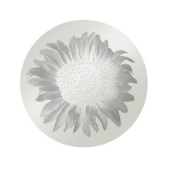 MY iMenso Engraving Insignia Sonnenblume Silber 33-0292