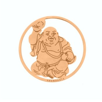 MY iMenso Cover Insignia Buddha Silber rosegold 33-0785