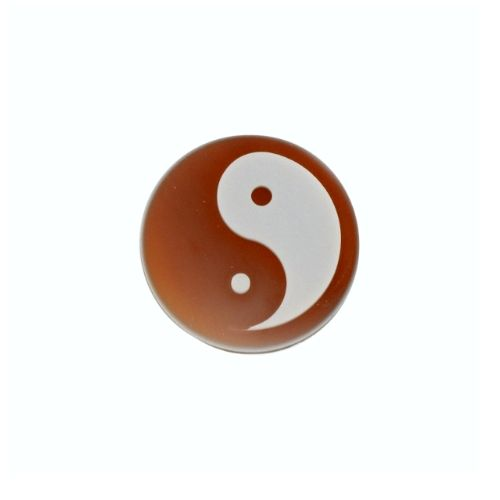 MY iMenso Insignia Achat rot Ying Yang 24-0143