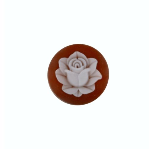 MY iMenso Insignia Achat rot Lotus Blume 24-0413