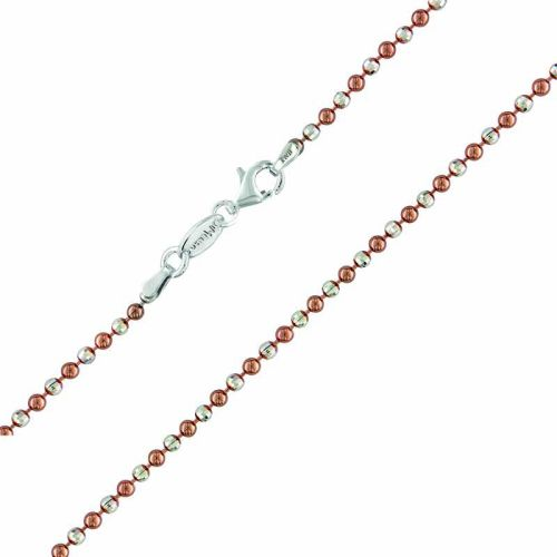 MY iMenso Armband Bead small Sterlingsilber rose 27-0083