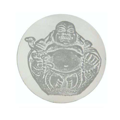 MY iMenso Engraving Insignia Fat Buddha Silber 33-0287